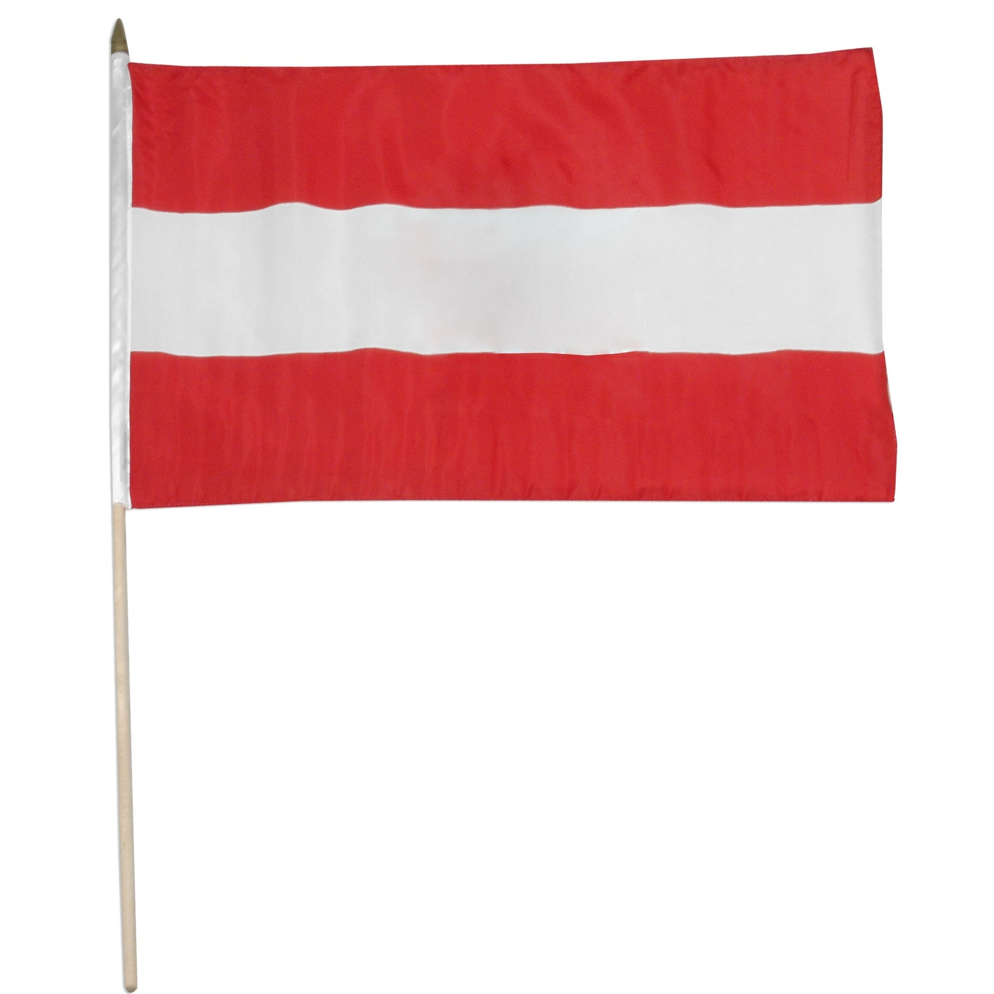 "Austria 12"" x 18"" Mounted Country Flag"