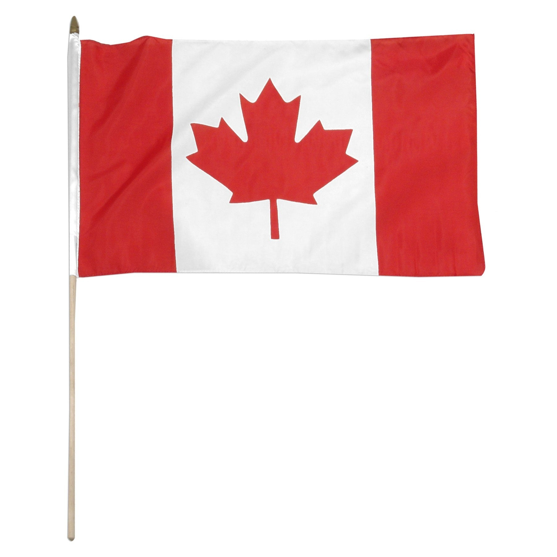 "Canada 12"" x 18"" Mounted Flag"