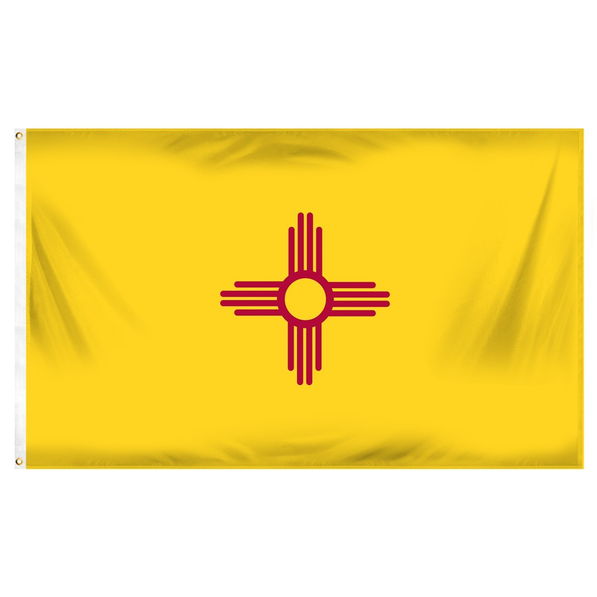New Mexico  3' x 5' Indoor Polyester Flag