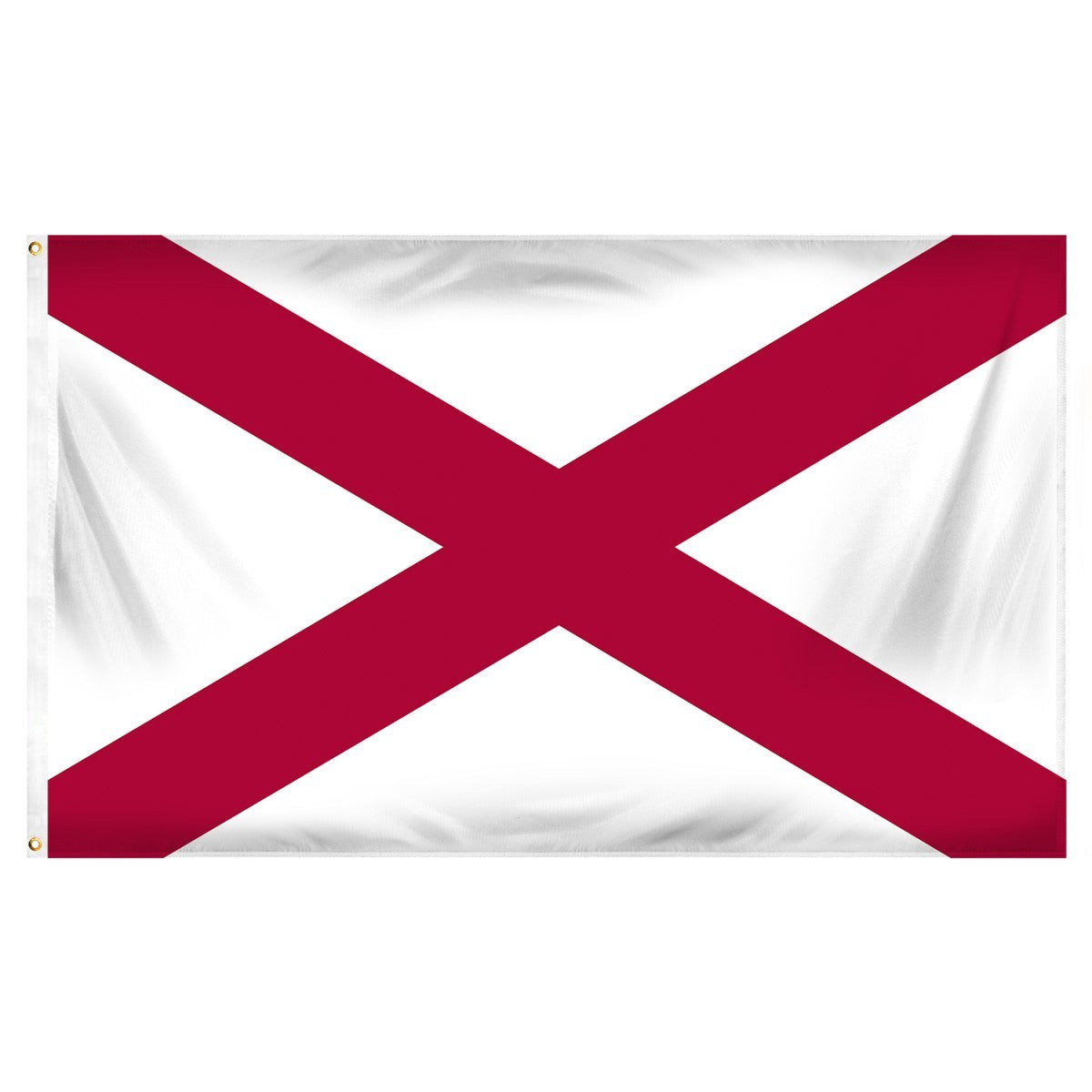 Alabama 2X3 Feet Indoor Polyester State Flag