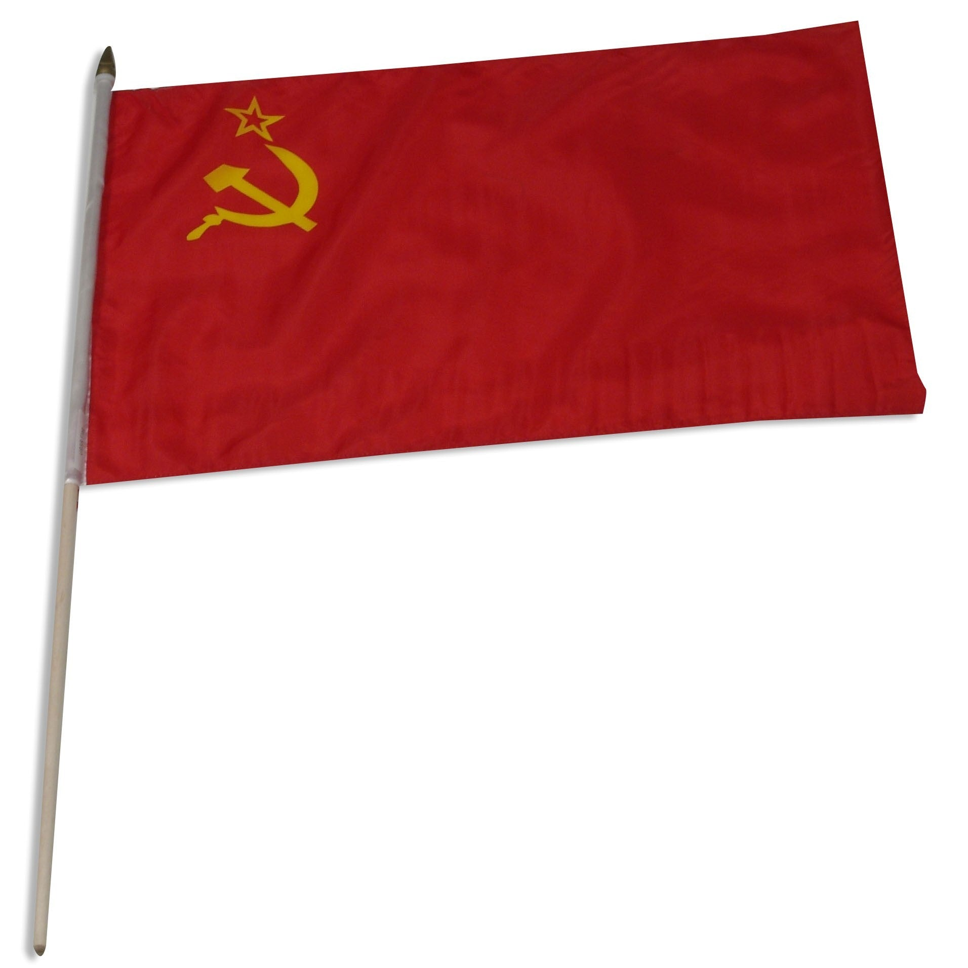 "USSR 12"" x 18"" Mounted Flag"
