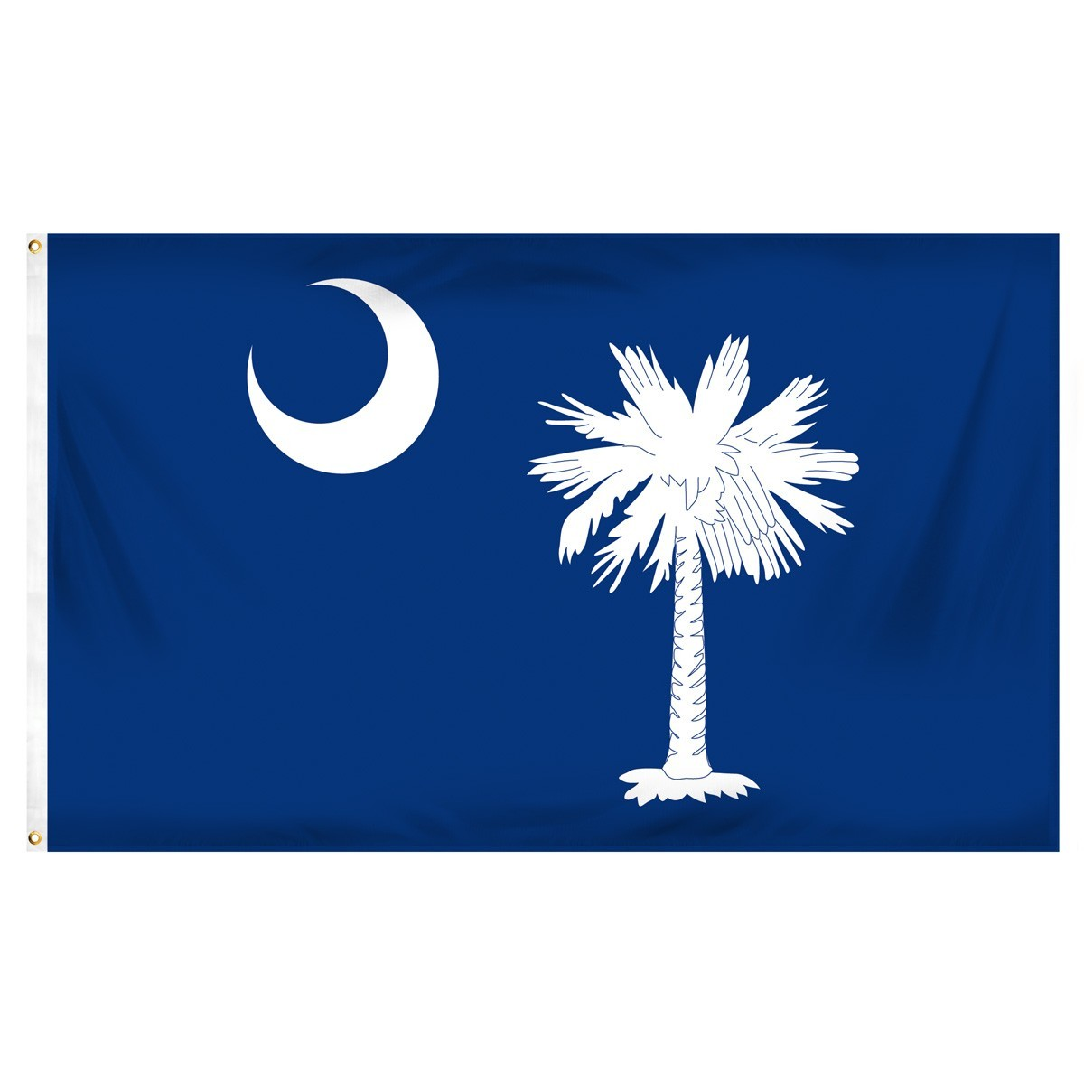 South Carolina  3' x 5' Indoor Polyester Flag