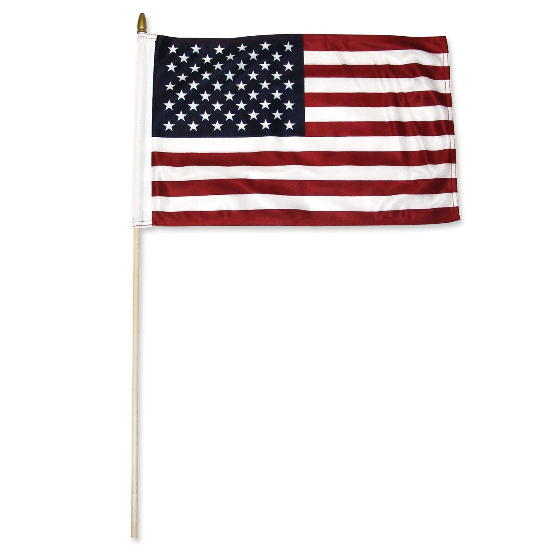 US Stick Flag 12x18 flags for sale