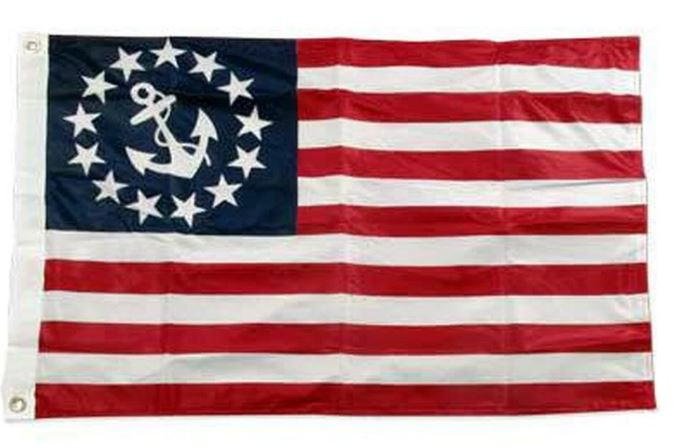 US American Ensign Yacht Boating Flag For Sale