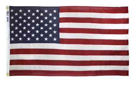 Annin BULLDOG - Commercial Grade - High Wind Outdoor US Flag