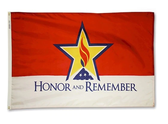 Honor and Remember Annin Made in USA Flags For Sale by 1-800 Flags