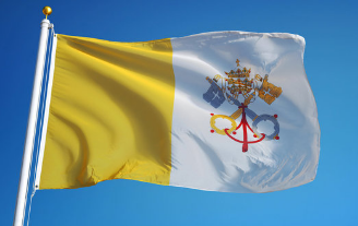 Vatican (Papal) 4' x 6' High Quality Outdoor Nylon Flag