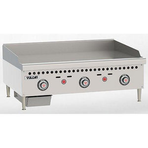 Vulcan VCRG36T Vulcan Restaurant Gas Griddle - Snap-Action Thermostat - VCRG36T
