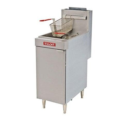Vulcan LG300-2 Vulcan LG300 35-40 lb. Capacity Gas Fryer, LP Gas