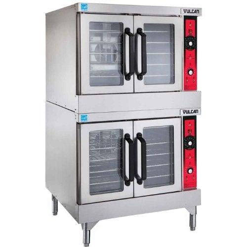 Vulcan Hart Double Deck Gas Convection Oven