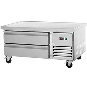 Arctic Air ARCB48 50-Inch 2-Drawer Refrigerated Chef Base, 115v