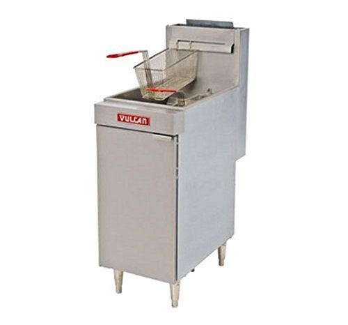 Vulcan LG400-1 Vulcan LG400-2 - Gas Fryer, 50 lb. Oil Capacity, LP