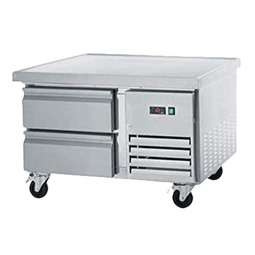 Arctic Air ARCB36 38-Inch 2-Drawer Refrigerated Chef Base, 115v