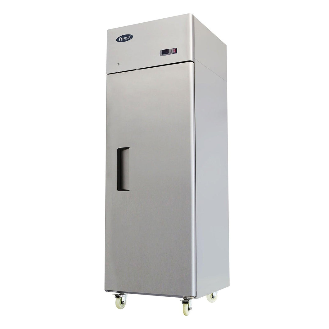 MBF8001GR Atosa Freezer, reach-in, one-section, 28-7/10