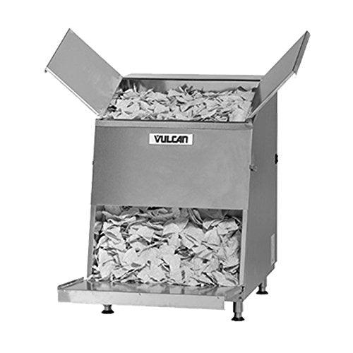 Vulcan VCD Chip Warmer - 44 Gallon Capacity