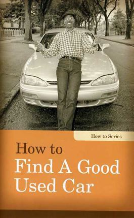 How to Find a Good Used Car
