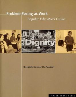 Problem-Posing at Work: Popular Educator's Guide