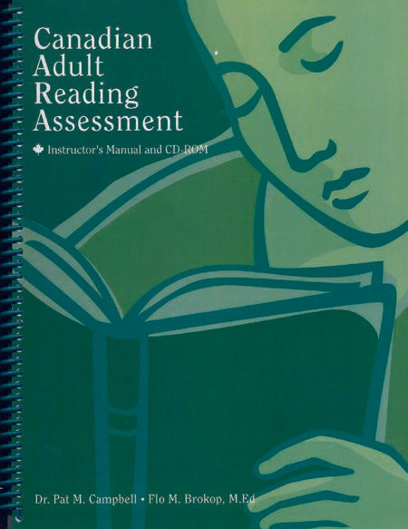 Canadian Adult Reading Assessment: Instructor's manual