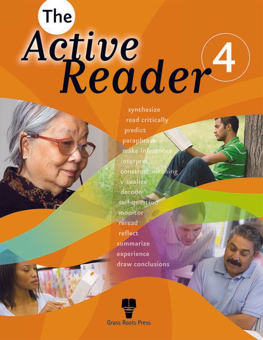 The Active Reader 4