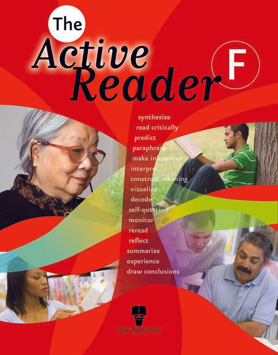 The Active Reader Foundation Level