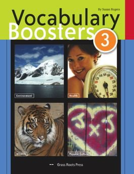 Vocabulary Boosters Workbook 3