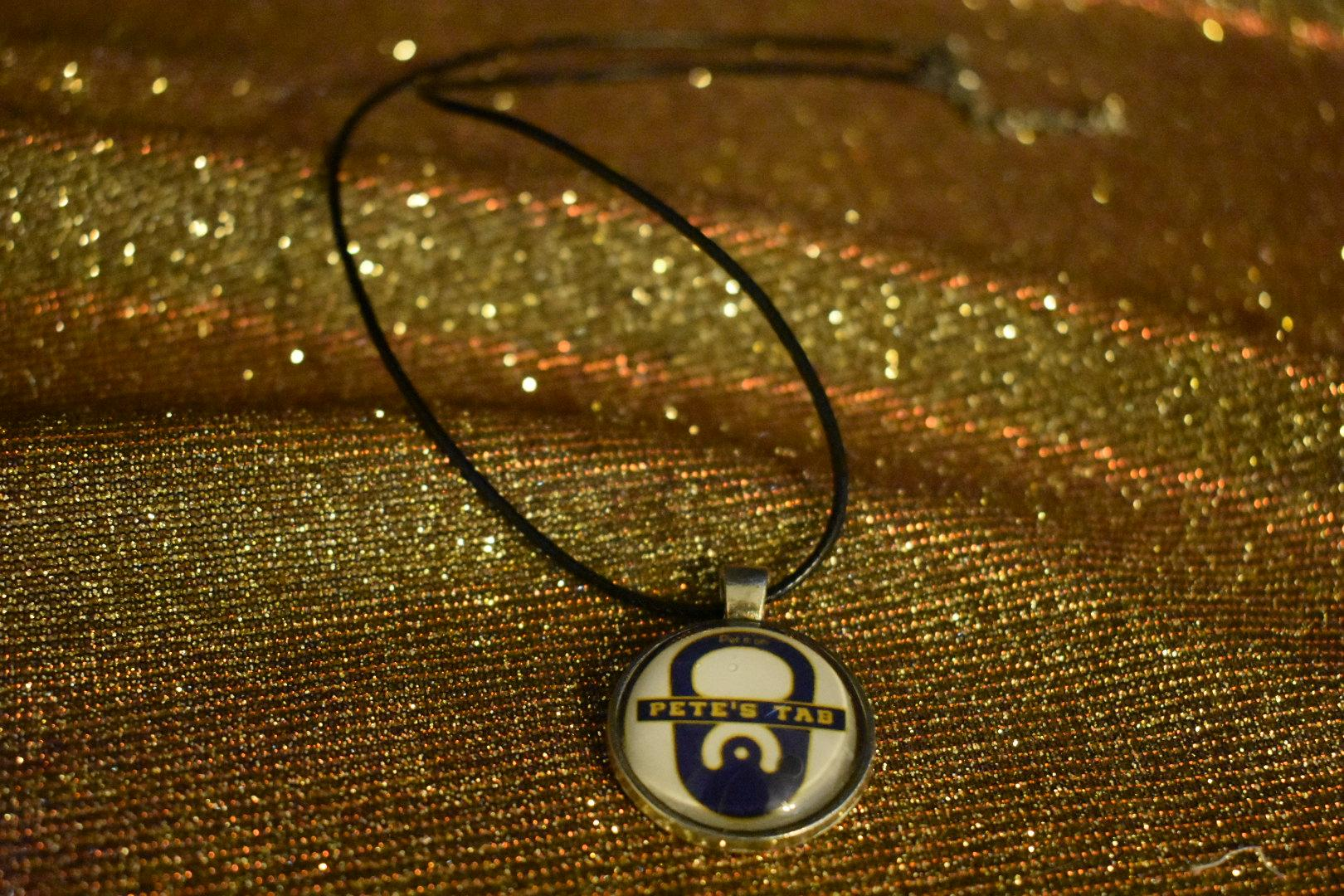 Pete's Tab necklace