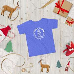 """Pete's Point"" Toddler Short Sleeve Tee"