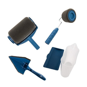 MULTIFUNCTIONAL PAINT ROLLER BRUSH TOOLS SET