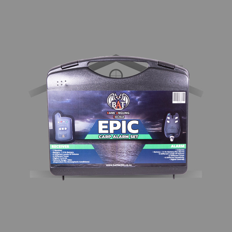 Epic 4pc Alarm Kit