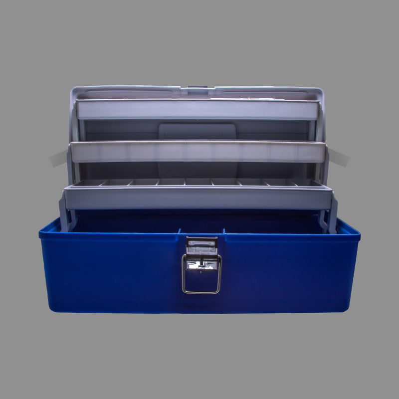 3 Tray Tackle Box