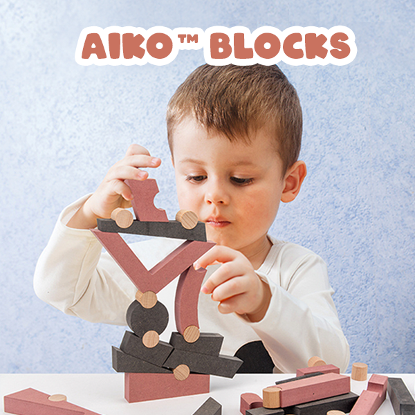 Aiko™ Balance Blocks by Himiku™