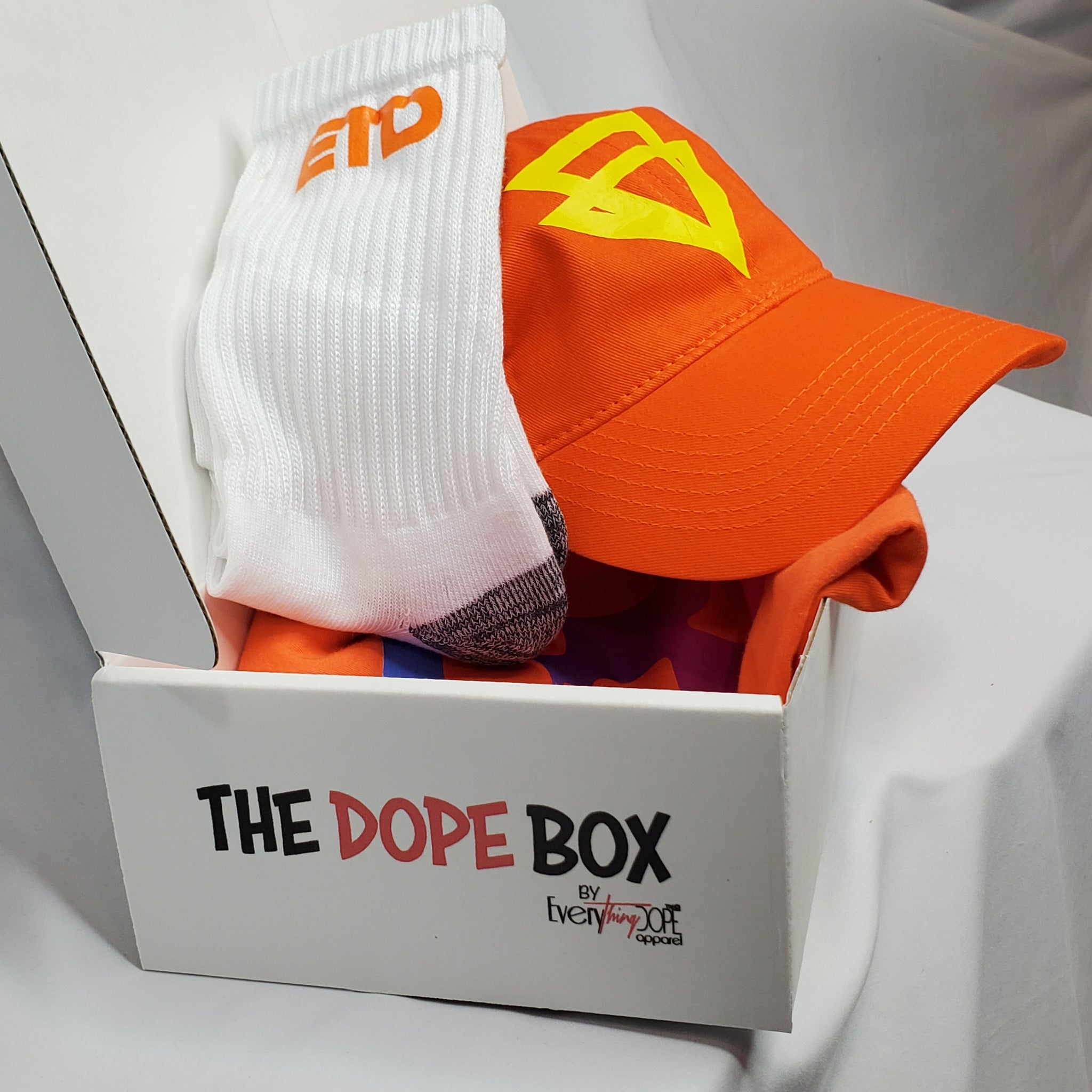 "The Dope Box ""Orange Crush"""