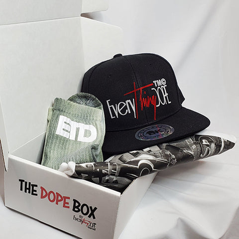 "The Dope Box ""Brooklyn Bred"""