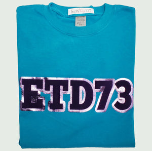 ETD73 Casual Logo Shirt