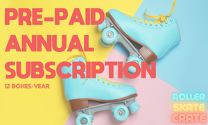 Pre-Paid Annual Subscription