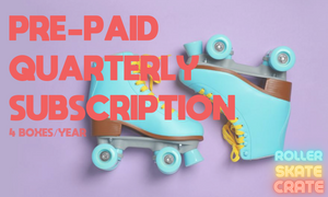 Pre-Paid Quarterly Subscription