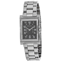 Ladies Grey Classic Stainless Steel Analogue Nina Ricci Watch 12330