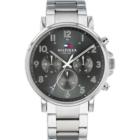 Men's Grey Chronograph Tommy Hilfiger Watch 1710382