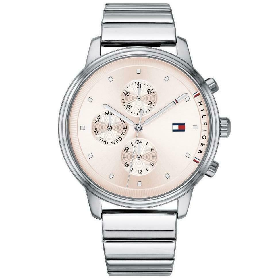 Ladies Pink Chronograph Tommy Hilfiger Watch 1781904