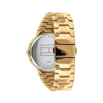 Ladies Gold Alessa Stainless Steel Analogue Tommy Hilfiger Watch 1782077