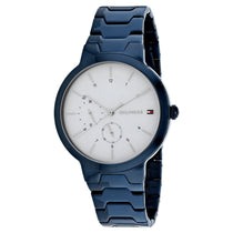 Ladies Blue Alessa Stainless Steel Analogue Tommy Hilfiger Watch 1782078