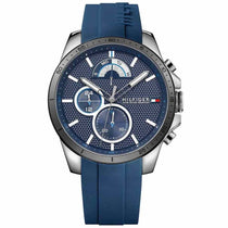 Men's Blue Chronograph Tommy Hilfiger Watch 1791350