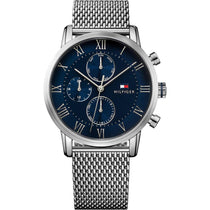 Men's Blue Chronograph Tommy Hilfiger Watch 1791398
