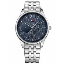 Men's Blue Chronograph Tommy Hilfiger Watch 1791416