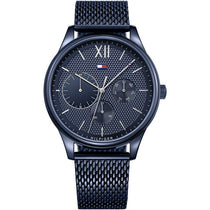 Men's Blue Chronograph Tommy Hilfiger Watch 1791421