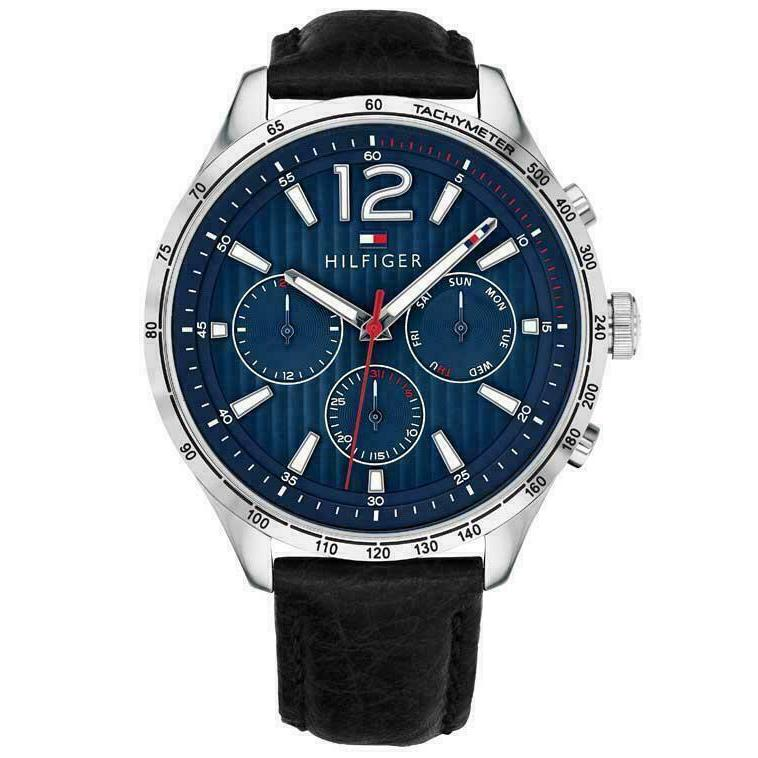 Men's Blue Chronograph Tommy Hilfiger Watch 1791468