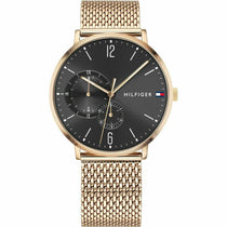Men's Gold Multi Function Tommy Hilfiger Watch 1791506