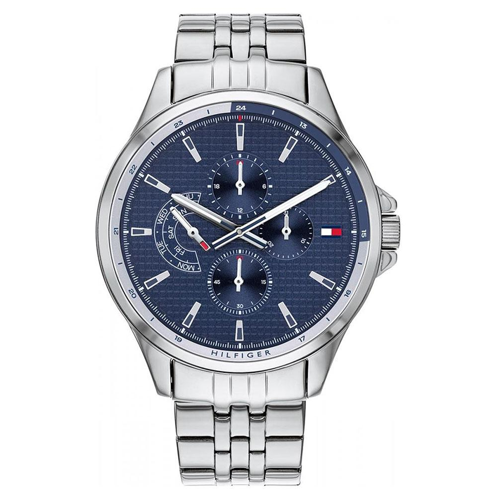 Men's Shawn Blue Dial Chronograph Tommy Hilfiger Watch 1791612