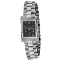 Ladies Black Classic Stainless Steel Analogue Nina Ricci Watch 22361