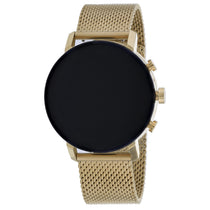 Men's Gold Connect Stainless SteelAnalogue Movado Watch 3660026